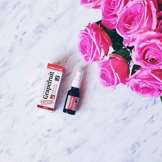 Grapefruit și argint coloidal pentru afecțiuni gingivale și alte utilizări