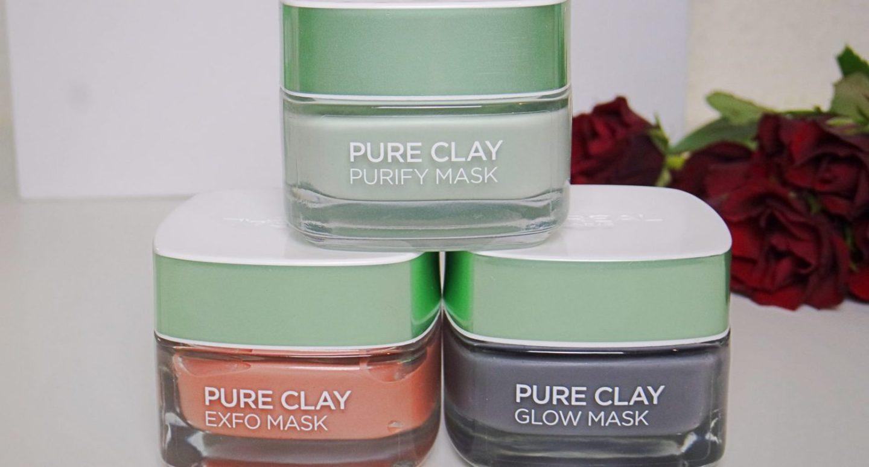 Cum folosesc măștile Pure Clay de la L'Oreal + video