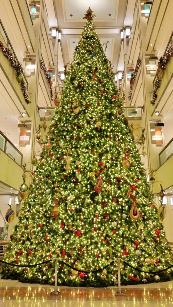 Bloomingdales Christmas Tree, 2016