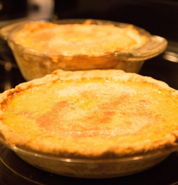 Doing Ordinary Things with Extraordinary Love (& Pie)