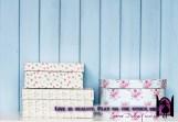 Boxes in Organization Ideas: Storage of School Supplies by Debra Kristi, author