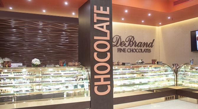Kuwait Debrand Fine Chocolates