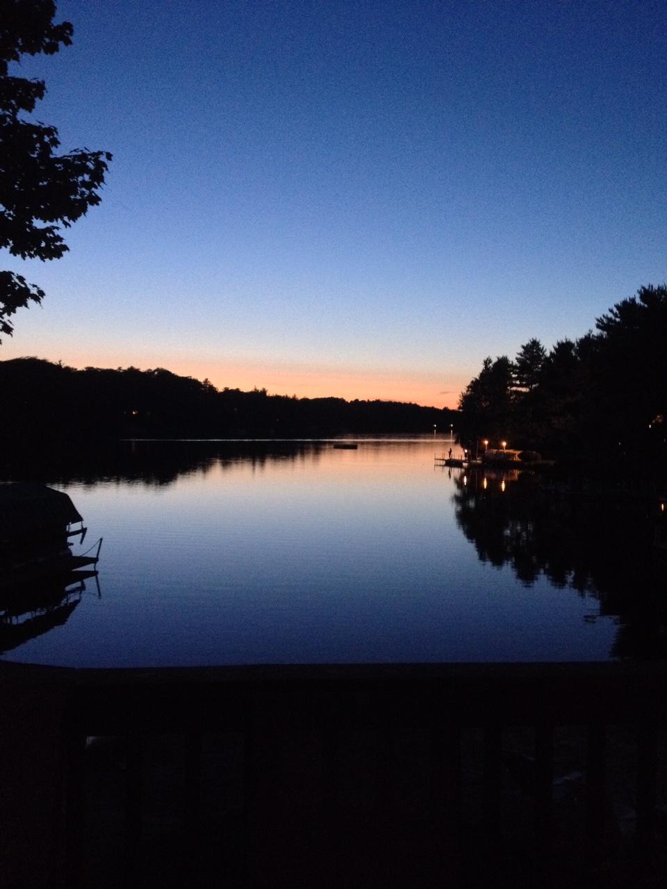 Sunset On My Fifties ….