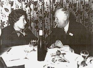 Lilo Milchsack und Robert Birl