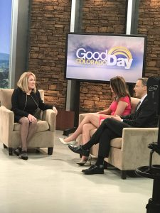 Deb Sheppard is a guest on Fox Denver