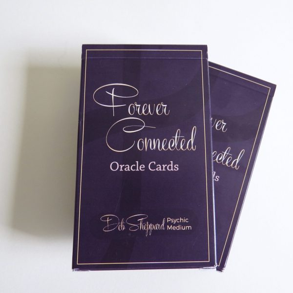 Forever connected Oracle cards for healing