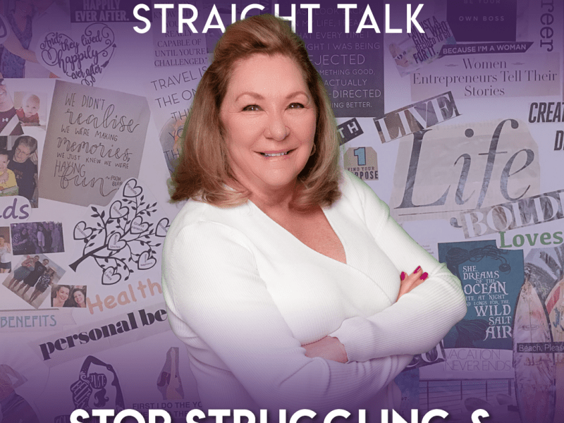 Stop Struggling & Manifest What You Want (Finally)