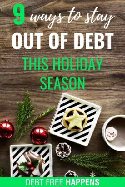 How To Stay Out Of Debt This Holiday Season