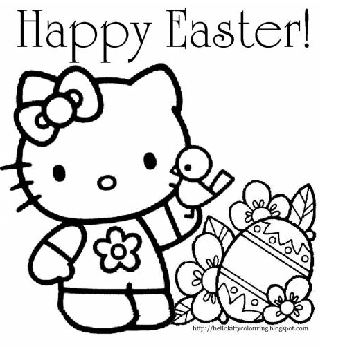 free easter coloring pages aaldtk