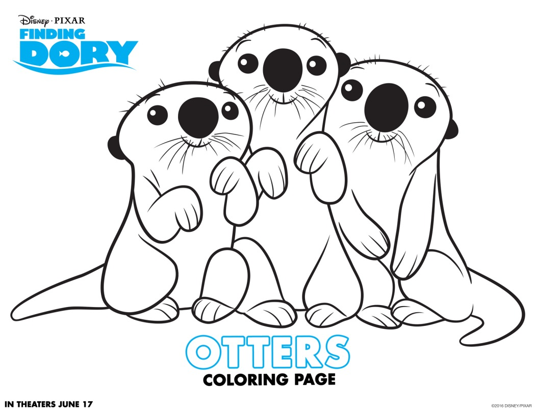 finding dory fun and activity sheets debt free