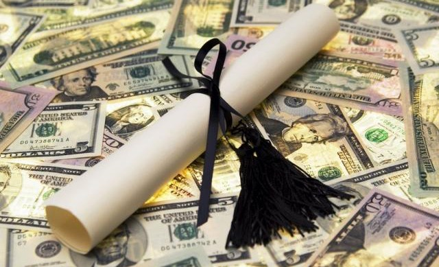 Should you pay off your student loans or your credit cards?