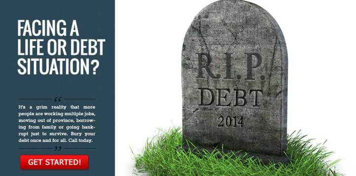 Secured debt consolidation