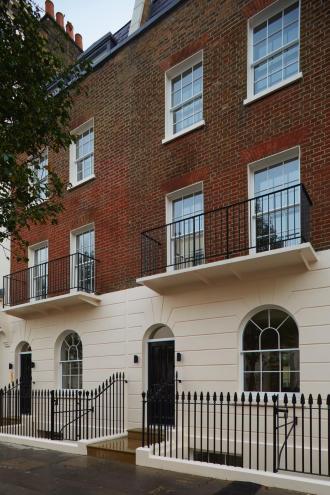 Bespoke Luxury Kitchen Ebury Street Knightsbridge London 3