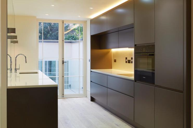 Bespoke Luxury Kitchen Ebury Street Knightsbridge London 4