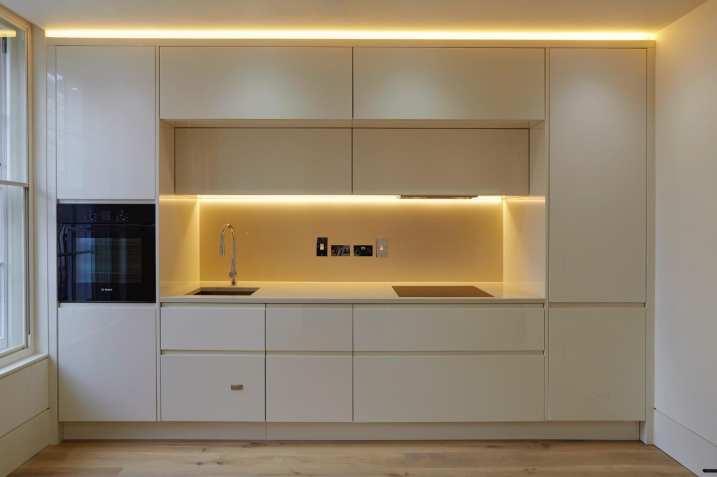 Bespoke Luxury Kitchen Ebury Street Knightsbridge London