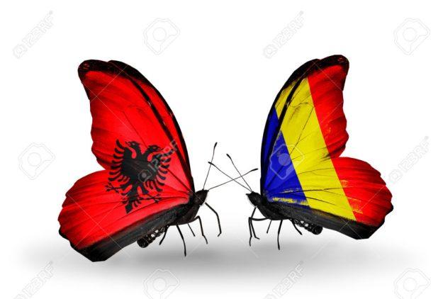 Scor România Albania