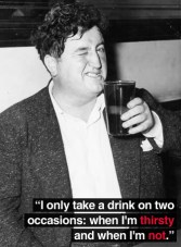 Brendan Behan quote
