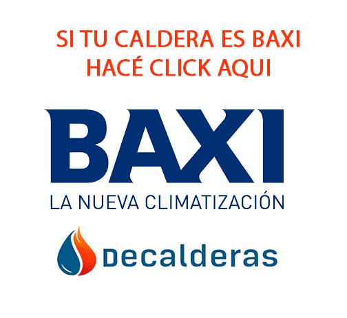 Service de Calderas Baxi