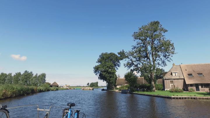 Varen met de Canicula - Rondje Zwartsluis-Blokzijl-Vollenhove-Zwartsluis