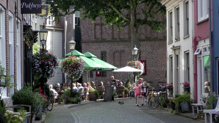 Roggestraat Doesburg - De Canicula