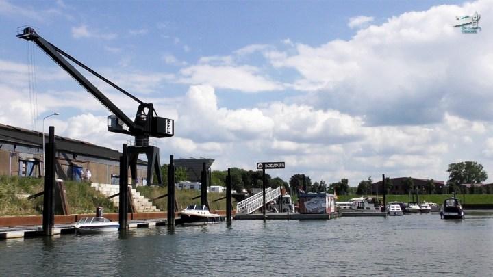 Passentenhaven Doesburg - De Canicula