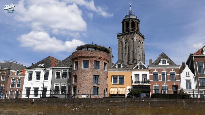 Stadstoren Deventer - De Canicula