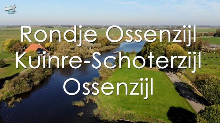 Varen met de Canicula - Vaarroute Rondje Ossenzijl Kuinre Schoterzijl Ossenzijl