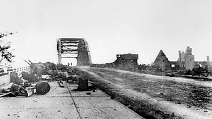 Varen met de Canicula - Aanleggen in Arnhem