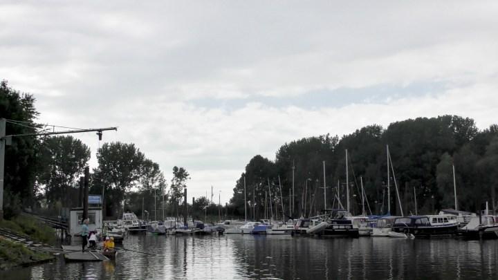 Jachthaven Wageningen - De Canicula