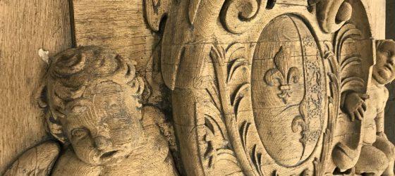 decapage sculpture bois