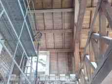 restauration charpente eglise