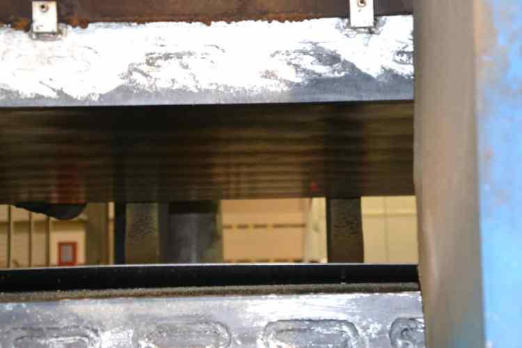 nettoyage à la glace carbonique - industriel vendée