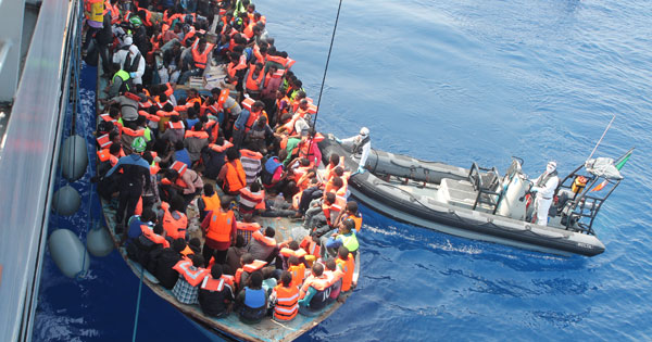 A tale of two shipwrecks: How NGOs are leading migration coverage