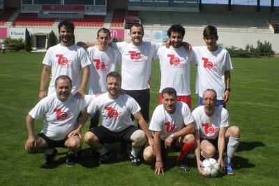 ligas de empresa - futbol 7 - organizacion eventos deportivos - decateam