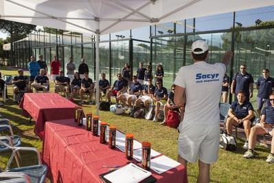 torneos de padel -  sacyr 12 - organizacion eventos deportivos - decateam
