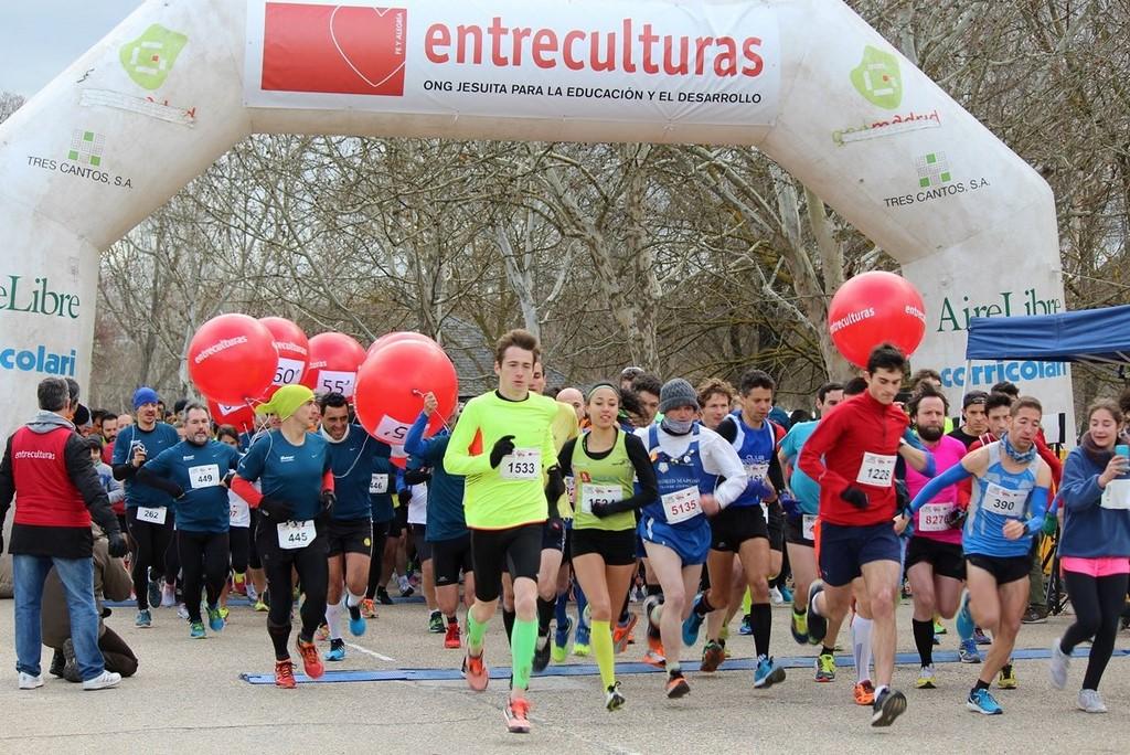 carrera popular - salida - organizacion eventos deportivos - decateam