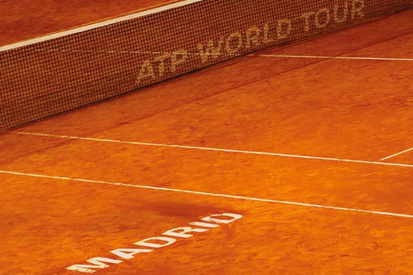Palcos Vip Tenis - Mutua Madrid Open - pista - decateam