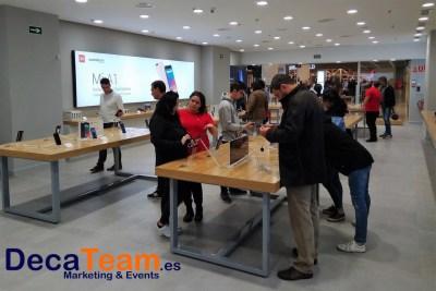 tienda xiaomi madrid - decateam - organizacion eventos deportivos 7