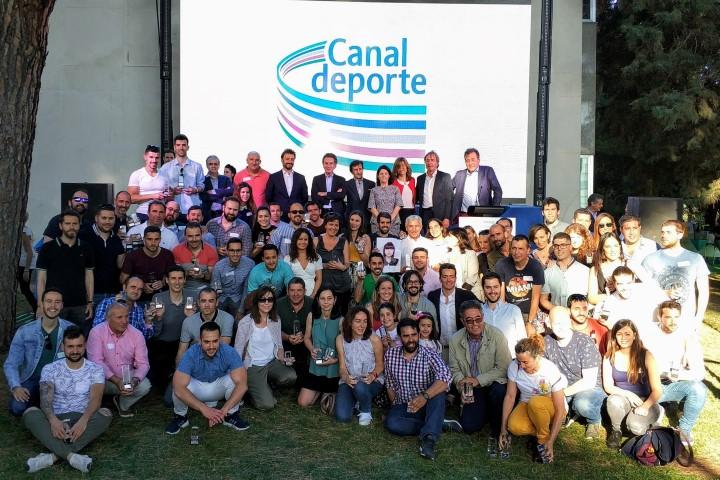 Jornadas Deportivas para los empleados de Canal Isabel II 2018