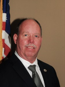 Commissioner Rusty Davis