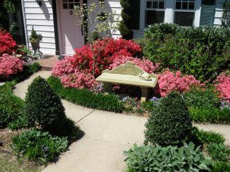 Landscape Design by Porter Deal The Decatur Gardener