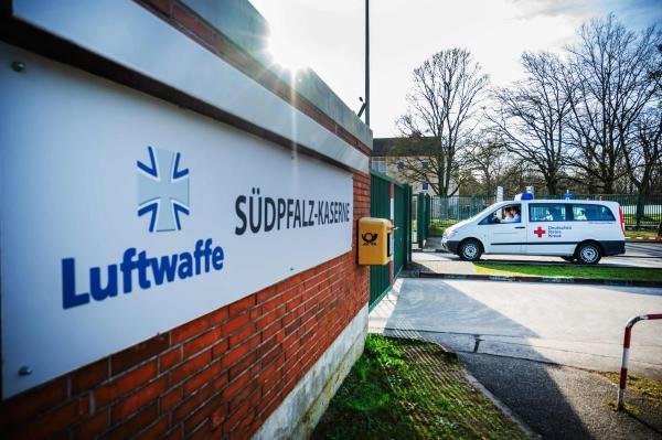 Over 100 released from coronavirus quarantine in Germany