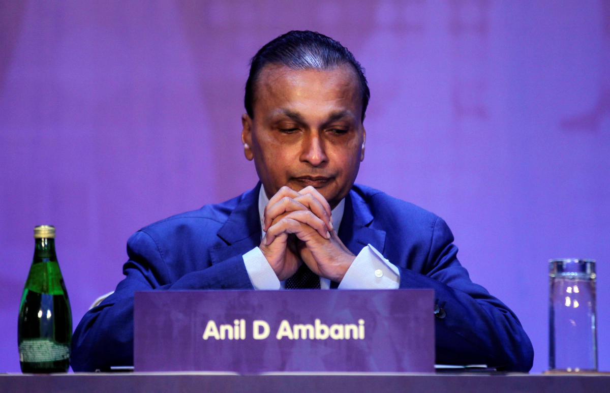 No personal guarantee on behalf of Reliance Communication, says ...