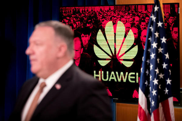 Pompeo says to visit Britain after Huawei ban decision   Deccan Herald