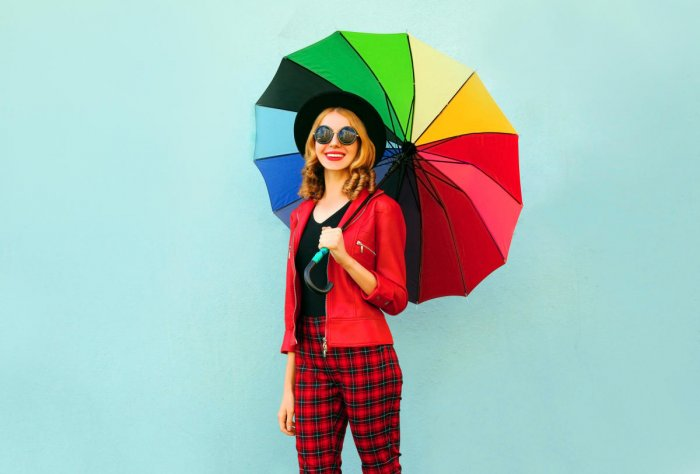 Be crazy with colours this monsoon.