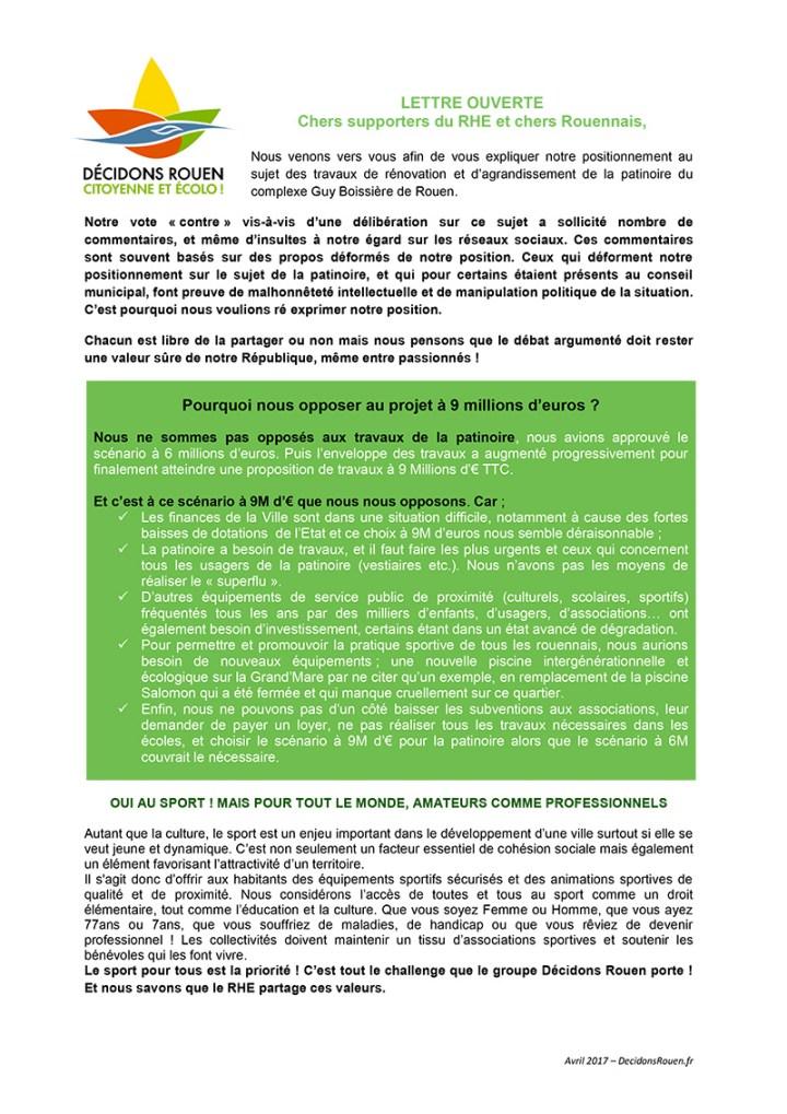 20170411-DECIDONS-ROUEN-_LETTRE-OUVERTE_Chers-supporters-du-RHE-et-chers-Rouennais-p1