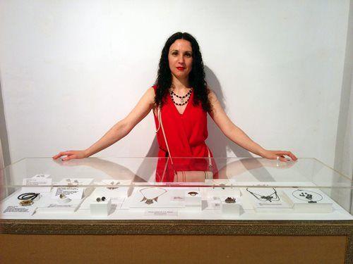 MNAD 2015 - Joya de Autor Exhibition - Irene Lopez from Decimononic