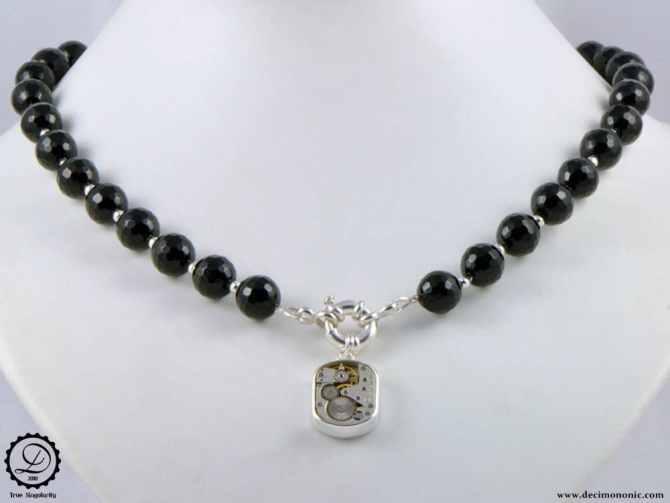 Decimononic - Reason necklace