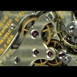 Watch movement detail