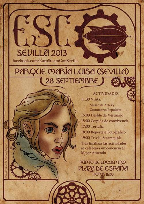 Eurosteam Con Sevilla 2013